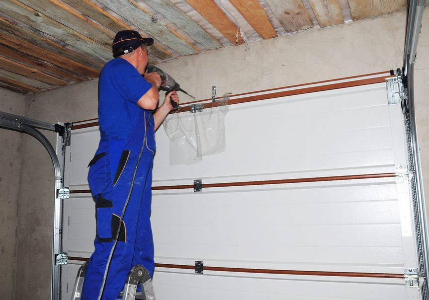 garage door installation - rowlett garage door